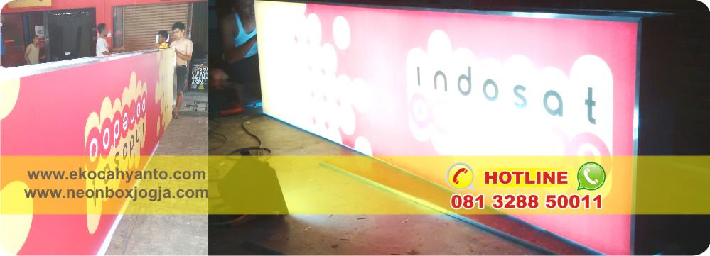 Jual Jasa Papan Nama Neon Box Huruf Timbul Murah Di Jogjakarta Yogyakarta