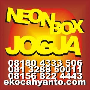 NEON BOX JOGJA