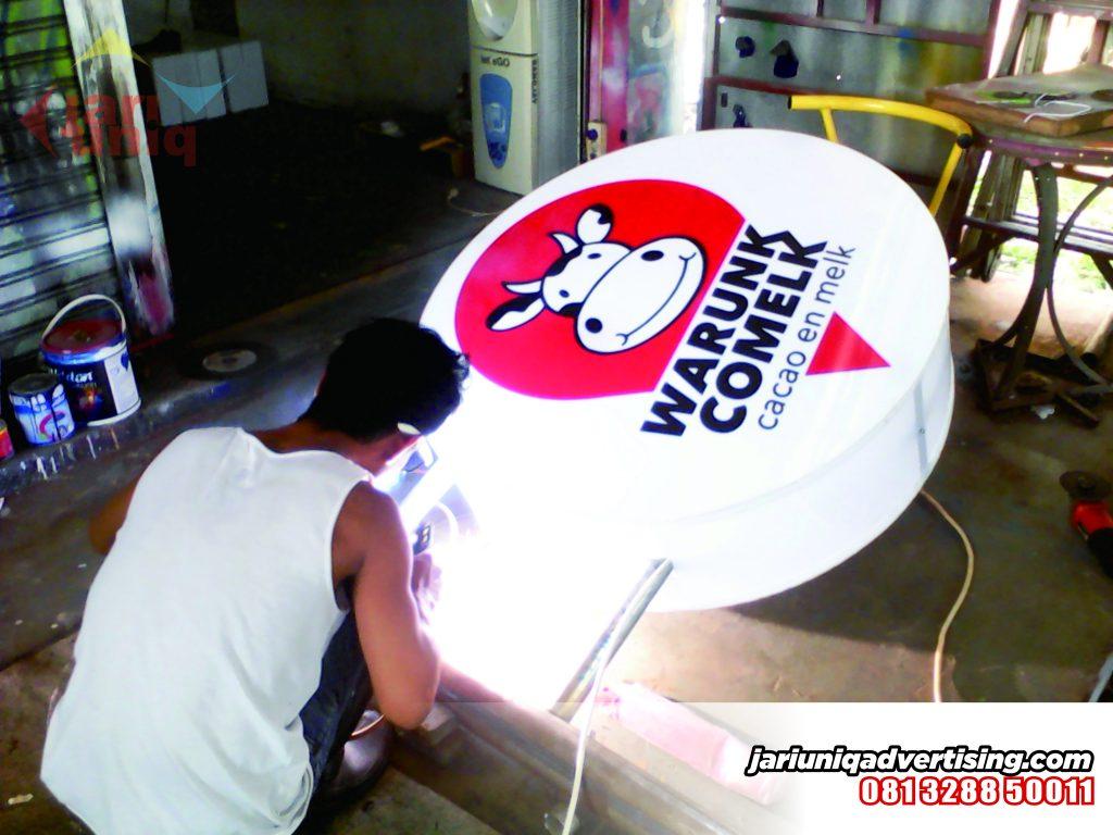 Warung Comelk
